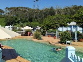 Blue Lagoon Beach Resort, The Entrance