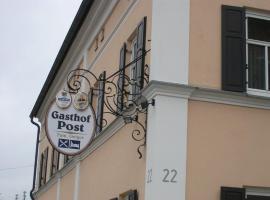 Gasthof Post, Großaitingen