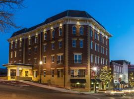 The Mount Vernon Grand Hotel, Mount Vernon