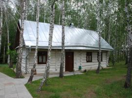 Ethno Complex Ukrayinske Selo, Buzovaya