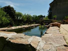Le trou du loup, Limoges