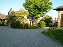 Casa Yard, Binasco