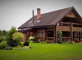 Guest house PirCmāja, Dzimtmisa