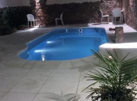 Hotel paraíso termal, Termas de Río Hondo