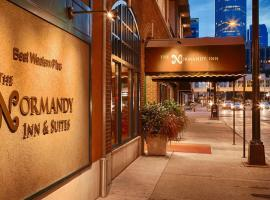 Best Western Plus The Normandy Inn & Suites, Minneapolis