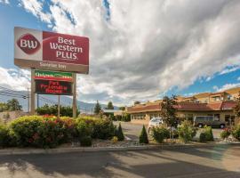 Best Western Plus Sunrise Inn 3 Star Hotel Osoyoos