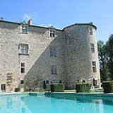 Château de Fourcès, Fourcès