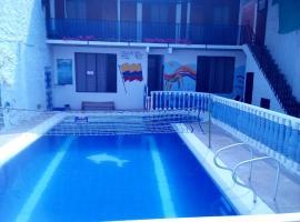 Casa Quinta Jehova Sama, Carmen de Apicalá