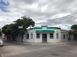 Antic Hotel, San Luis