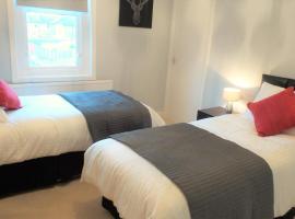 Kelpies Serviced Apartments- McCreadie, Grangemouth