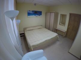 Hotel Alpina, Zhigulevsk