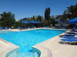 Francisco Beach Hotel, Agios Andreas