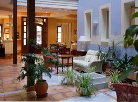 Hotel Veracruz, Utrera