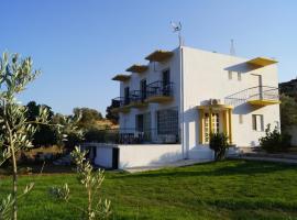 Villa Mirtila, Almiropótamos