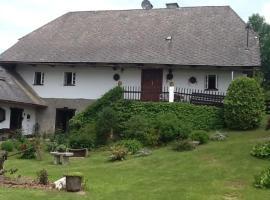 Haus Hevler, Hodousice