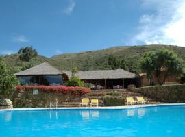 Hotel Hacienda de Kaluyo, Estancia Machuma
