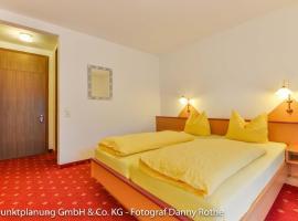 Hotel Alpenhof, Oberau