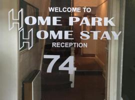 Home Park Homestay, Plymouth