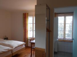 Hotel Trais Fluors, Celerina