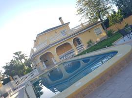 Casa Mis Nanos, San Vicente del Raspeig