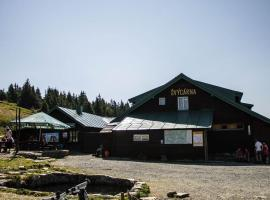 Turistická chata Švýcarna, Loučná nad Desnou