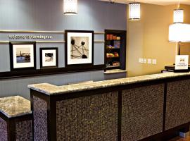 Hampton Inn & Suites Salt Lake City/Farmington, Farmington