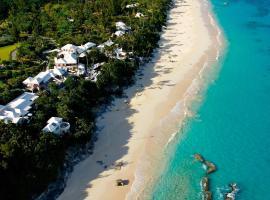 Coral Beach and Tennis Club, Hog Bay