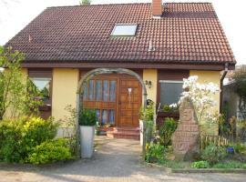 Bentz-Ferienwohnung, Schweigen-Rechtenbach