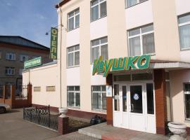 Mini hotel Ivushka Leninskaya 9-ya 55, Omsk