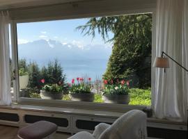 Swiss Riviera Villa Belle Vue, Montreux