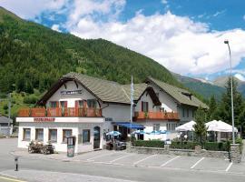 Hotel a la Staziun, Zernez