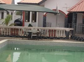 Ayiku Royal View Hotel, Prampram