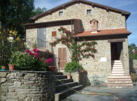 La Capannina, Villa