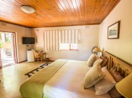 Dirtopia Trail Lodge