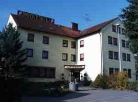 Hotel Panorama, Schlüsselfeld