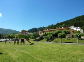 Hotel Rural Quinto Real, Eugi