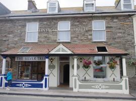 Tintagel Arms Hotel, Tintagel