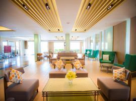 Golden City Rayong Hotel, Rayong