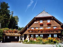 Schwarzwaldhaus, Innerurberg