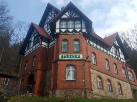 Pensjonat Sarenka, Miedzygorze