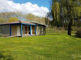 Camping de la chesnaie, Marigné-Laillé