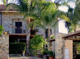 Villa Basilio Accommodation, Capo Vaticano