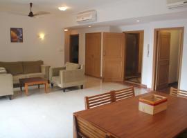 Grand Bay Bandra Premium Serviced Apartment