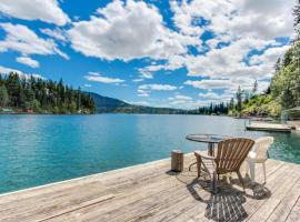 Hayden Lakeside Serenity, Hayden Lake