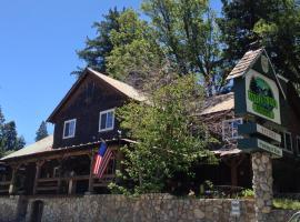 Antlers Inn, Twin Peaks