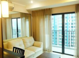 2 Bedroom Luxury Hampton's Park Apartment By Travelio, Jakarta
