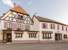 Logis du Cheval Blanc, Westhalten