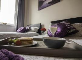 Diamond - Vale Vista Apartment, Dumbarton