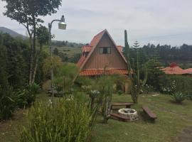 Chalet Los Volcanes, Alajuela