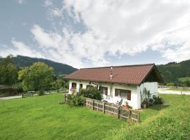 Holiday home Oberau, Hüttau